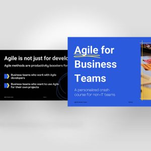 Agile for Business Teams
