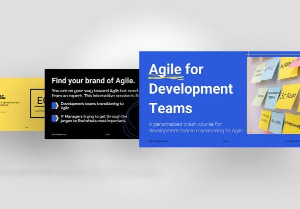 Agile for Development Teams